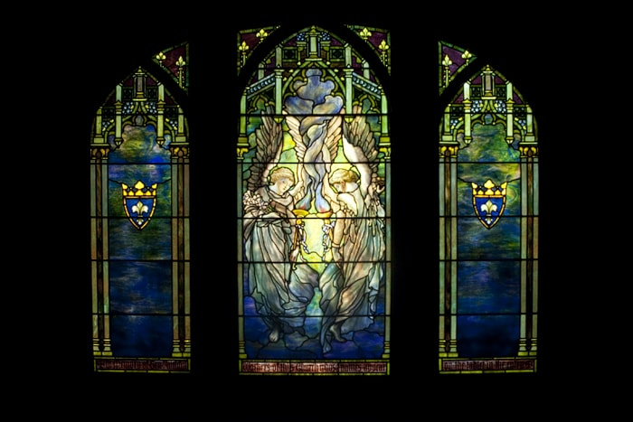 The Smith Museum of Stained Glass Windows at Chicago's Navy Pier