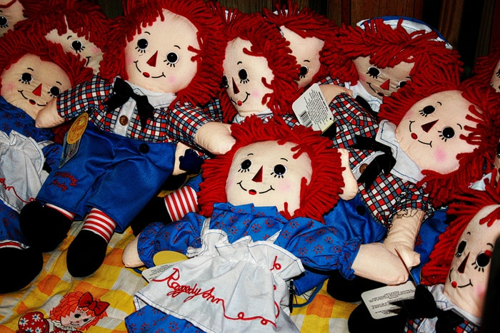 Raggedy Ann & Andy Museum – Part 2