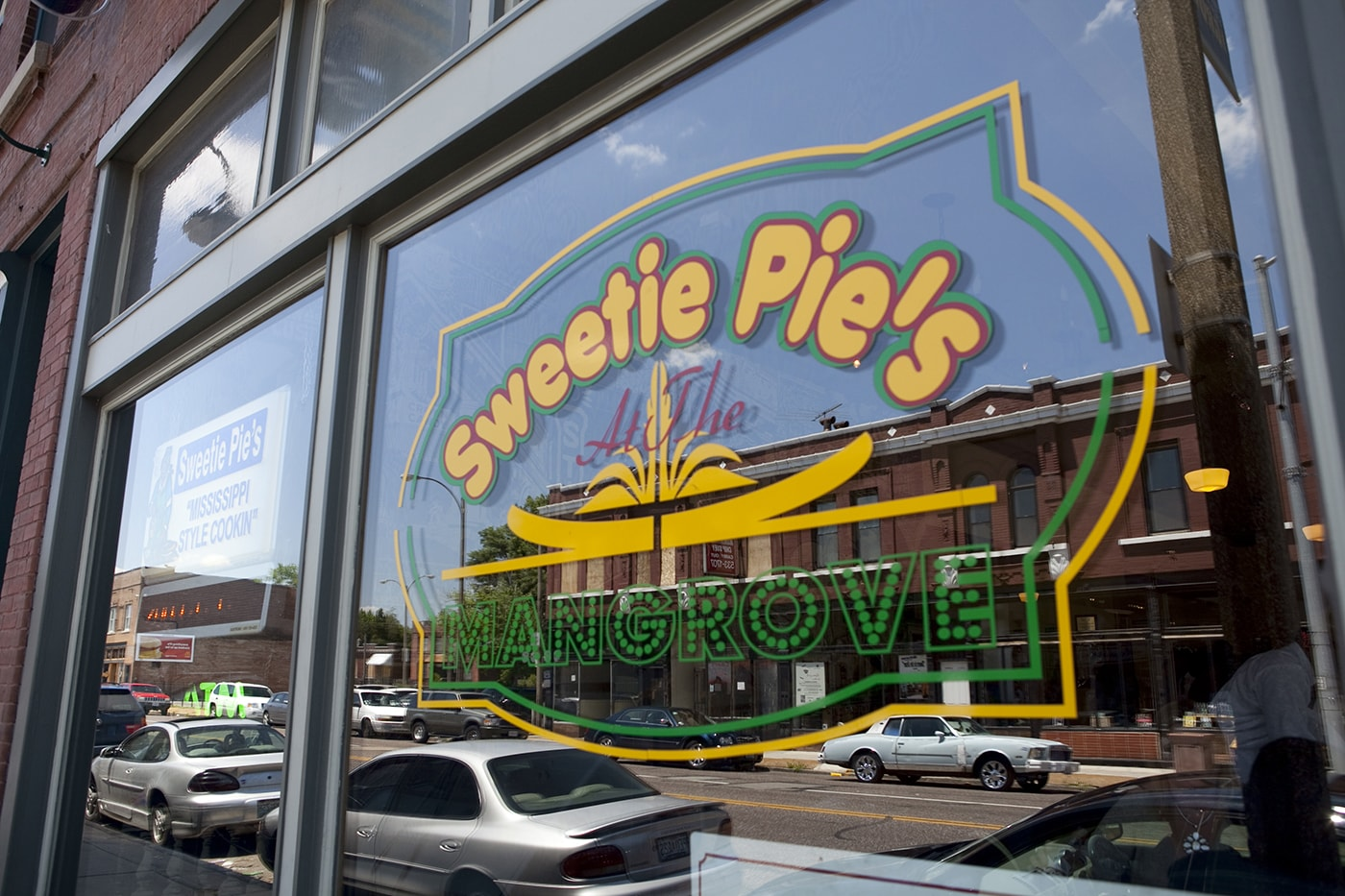 Sweetie Pie's - A Lunch Stop in St. Louis, Missouri
