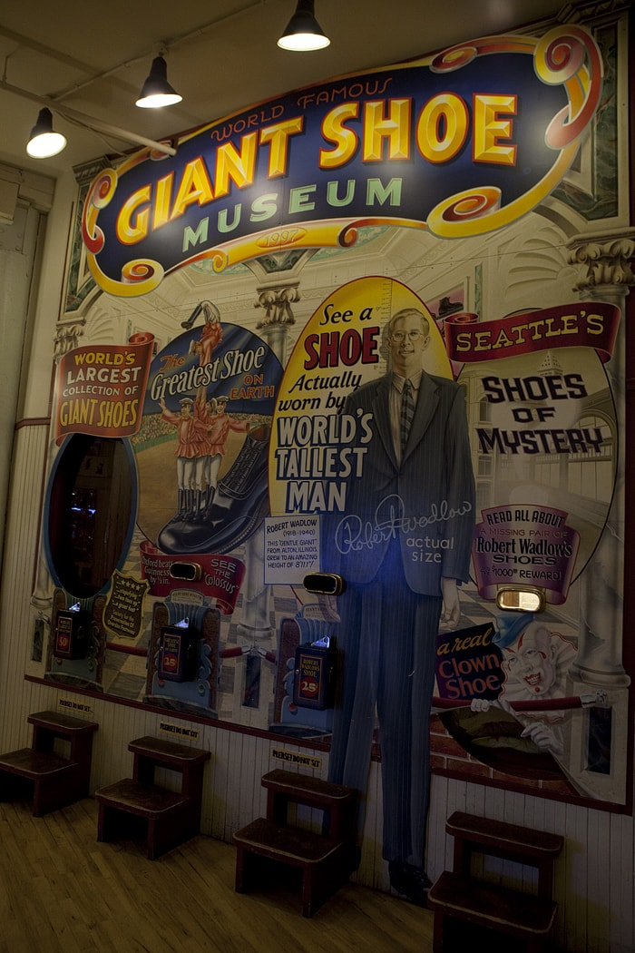 World's Largest Collection of Giant Shoes – The World Famous Giant Shoe Museum