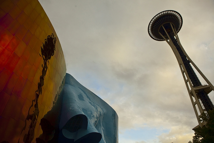 Seattle Space Needle – Part 5