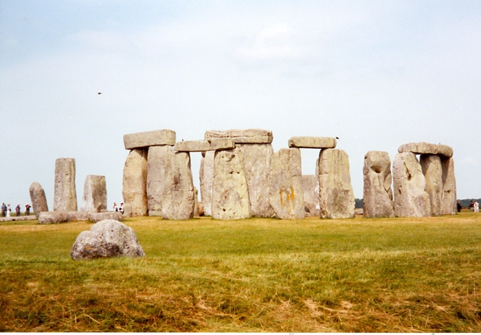 Sneak Peek of the Week: Stonehenge!