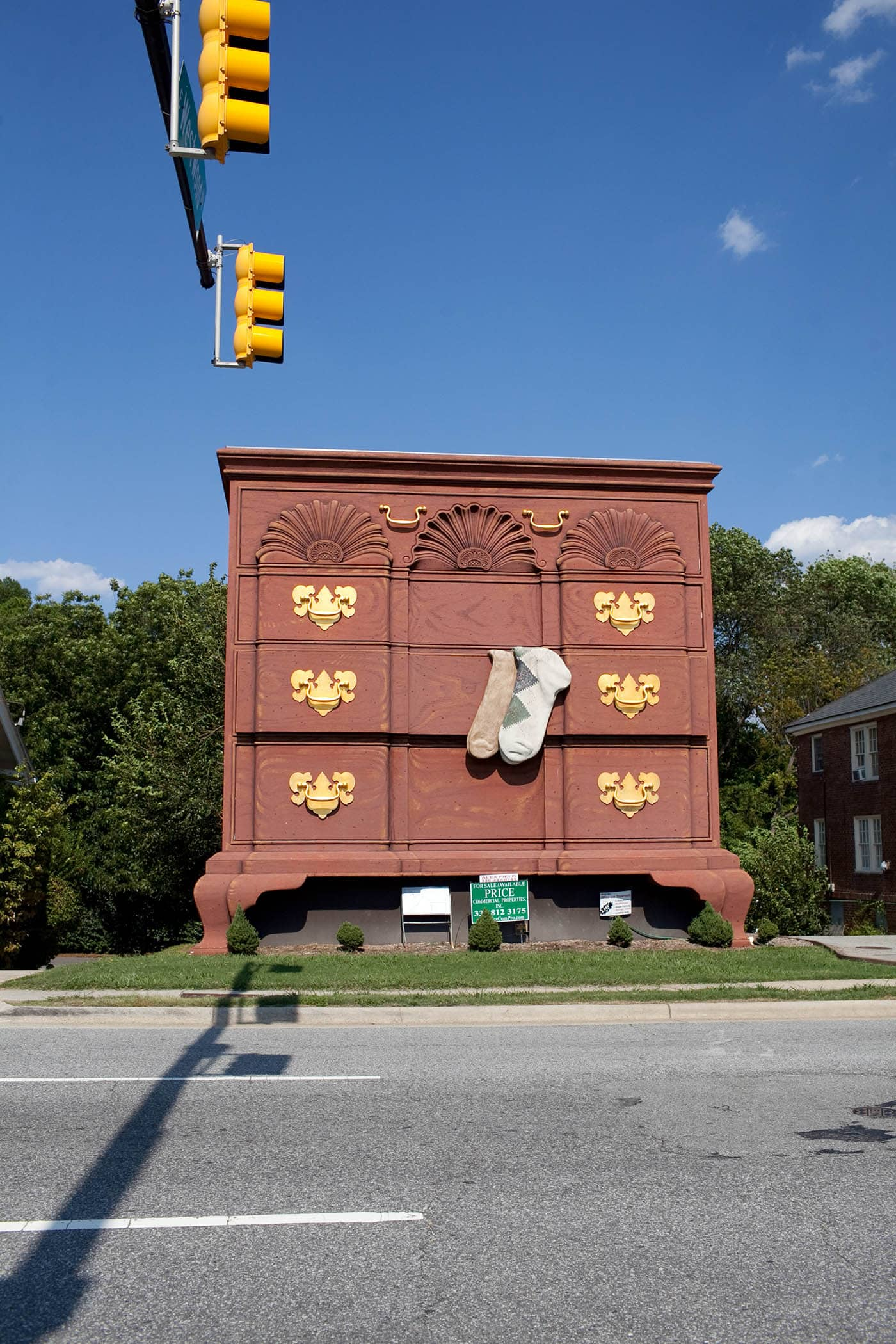 World's Largest Chest of Drawers in High Point, North Carolina
