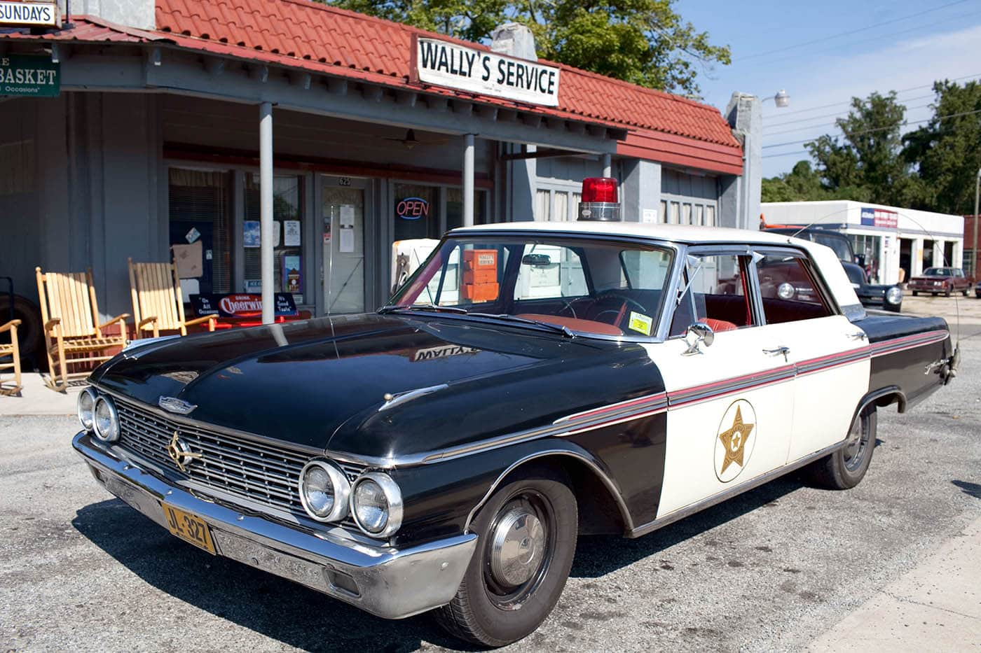 Mount Airy, North Carolina – Home of Mayberry and Andy Griffith