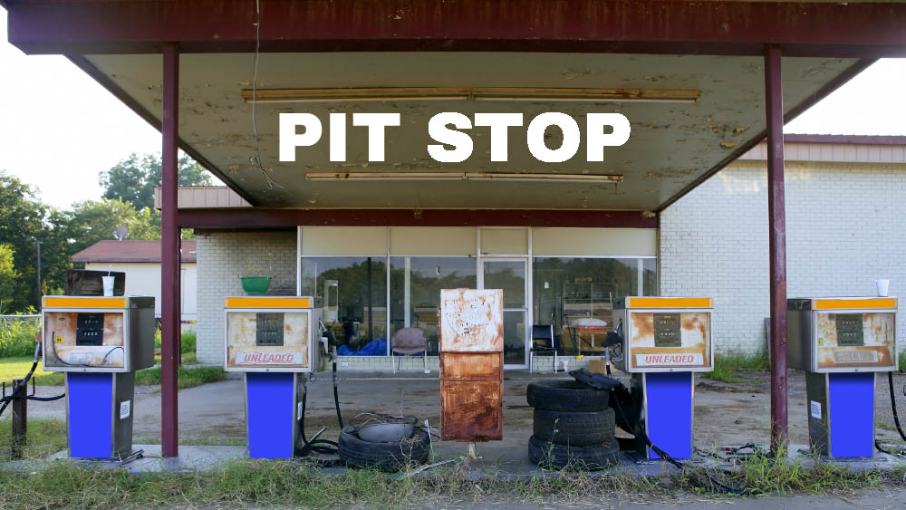 Pit Stop – Krystal Square Off Edition