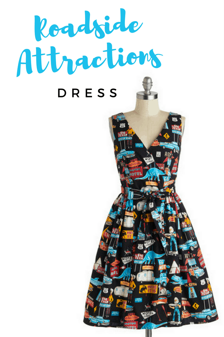 Roadside Attractions Dress